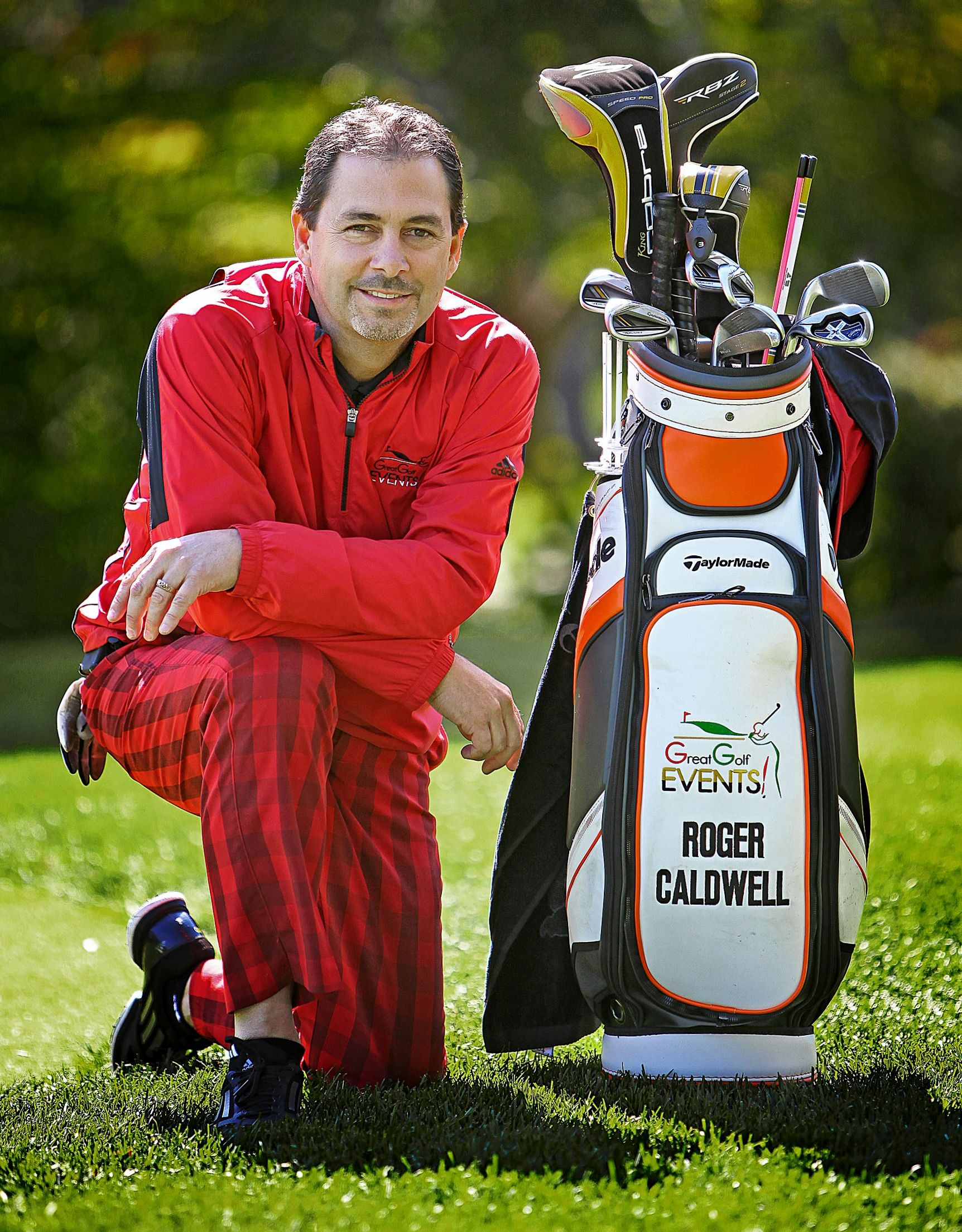 Roger Caldwell - Golf Entertainer