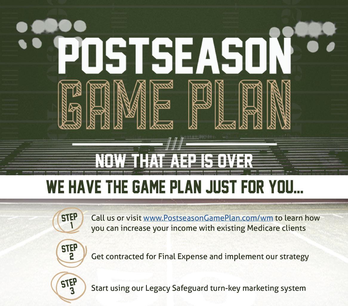 Fex Quotes Western Marketing  Postseason Game Plan Marketing System