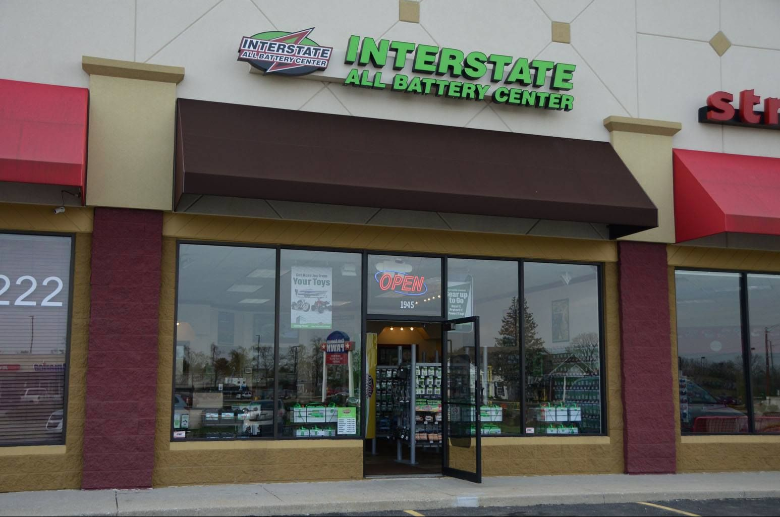 Interstate All Battery Center of Greenwood stocking new and used batteries for your car or truck