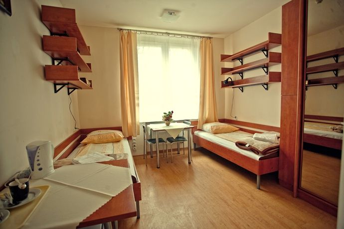 Krakow's Dormitory, Double Room