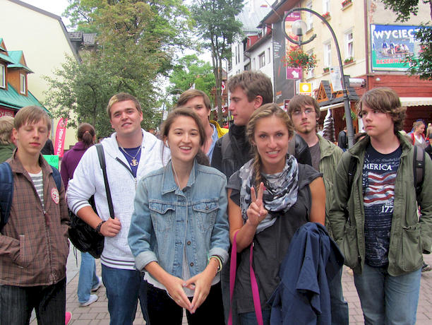 Sightseeing tours of Krakow