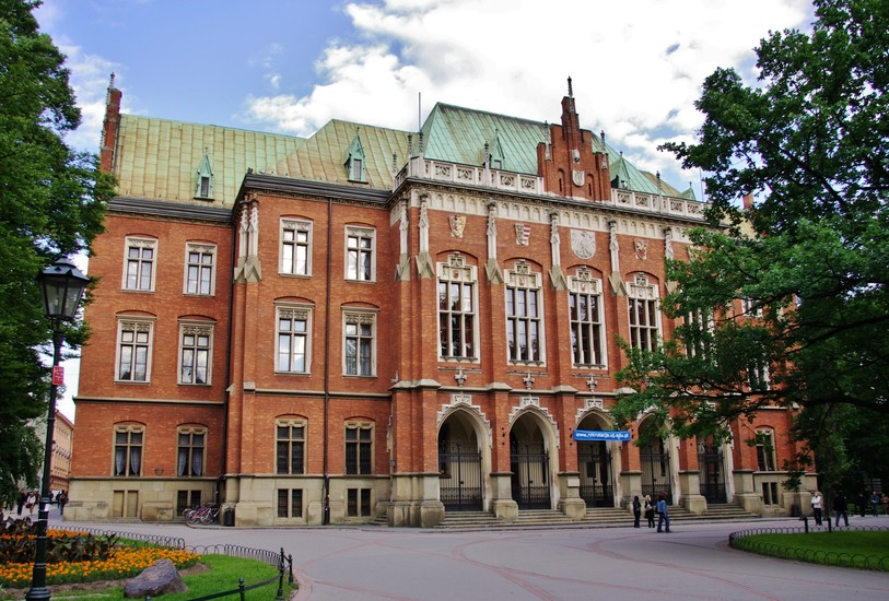Jagiellonian University, main building