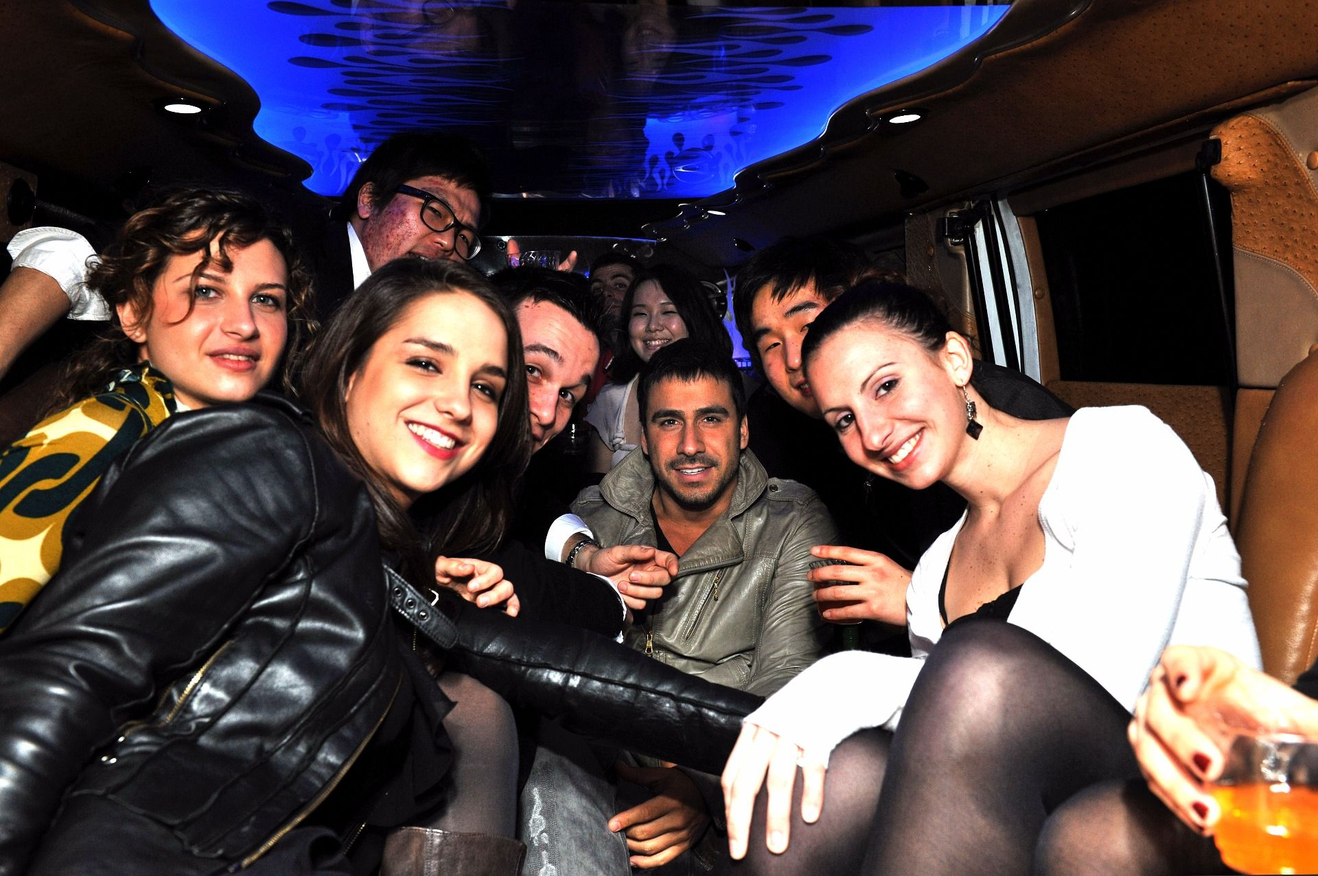 NYC Limo Party