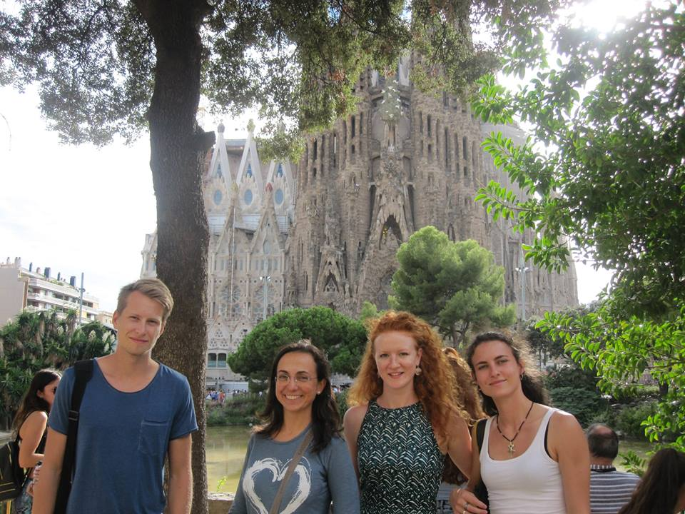 City tour, Barcelona